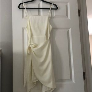Wrap dress from revolve-worn once